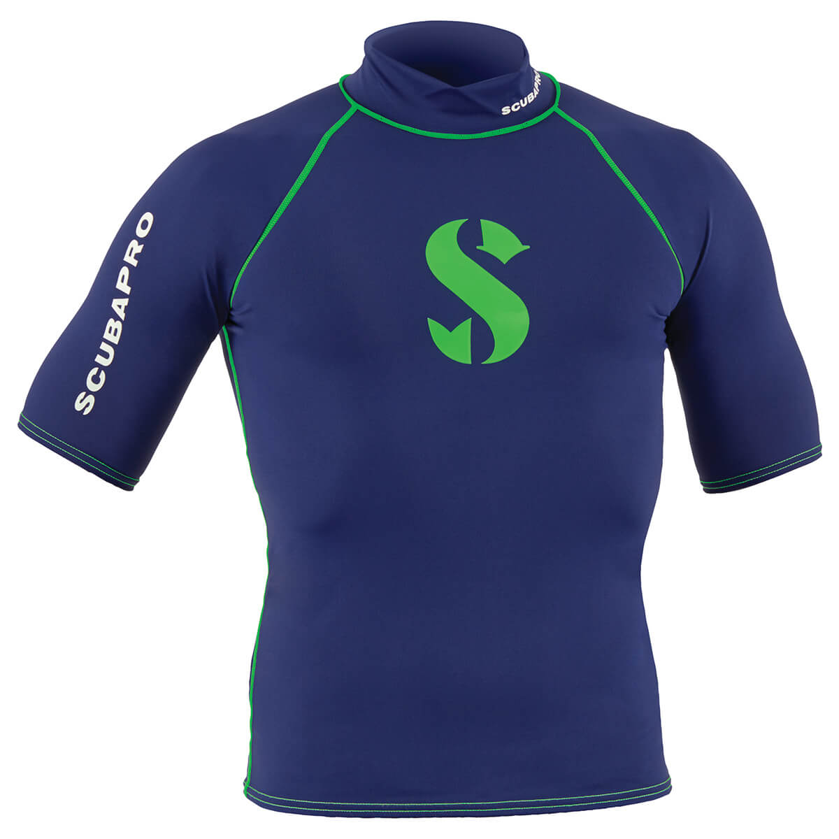 Blue Planet Rashguard Men's Short Sleeve