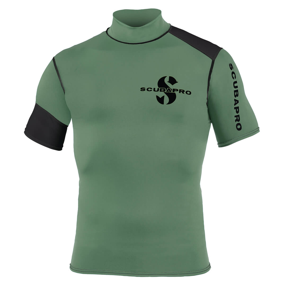 Rash Guard Men's Short Sleeve (multi Colors)